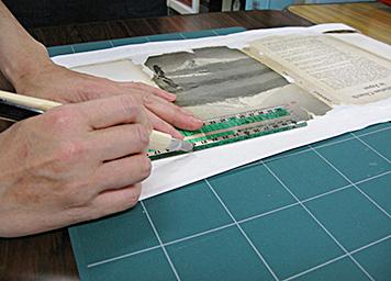 京都大学図書館資料保存ワークショップ