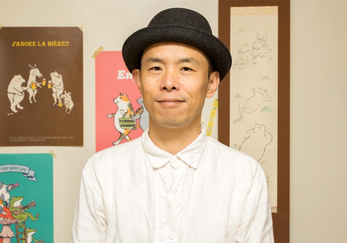 【活版クリエイター紹介 vol.2】みんなが笑顔になるオリジナルの紙雑貨 -大阪・河童堂-