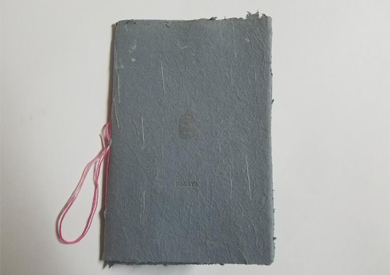 活版ワークショップ「ヴィンテージペーパーで糸綴じノート作り」