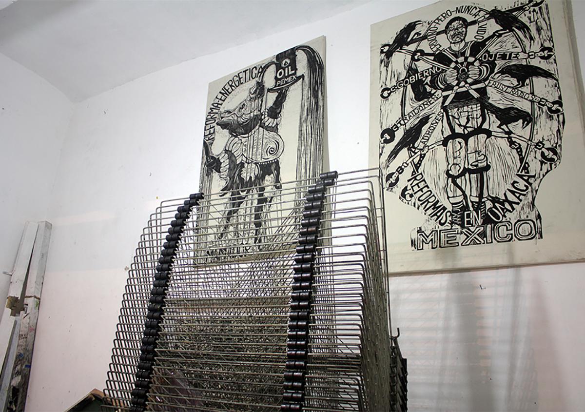 オアハカの紹介 - アミリョウコ | 活版印刷研究所