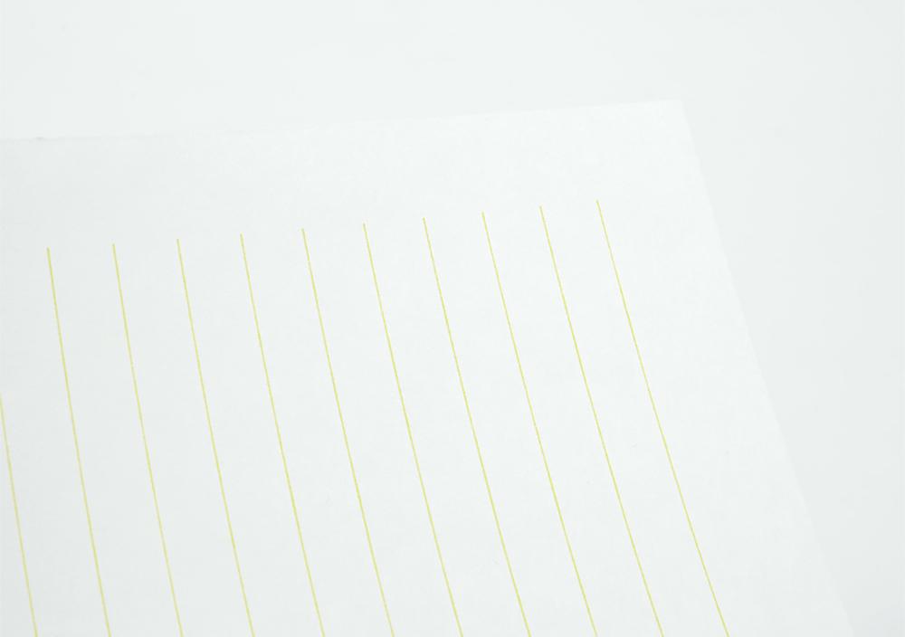 ふんわり・・・オオウエオリジナル。 | offというブランドにおける活版印刷と和紙③ - 株式会社 オオウエ | 活版印刷研究所