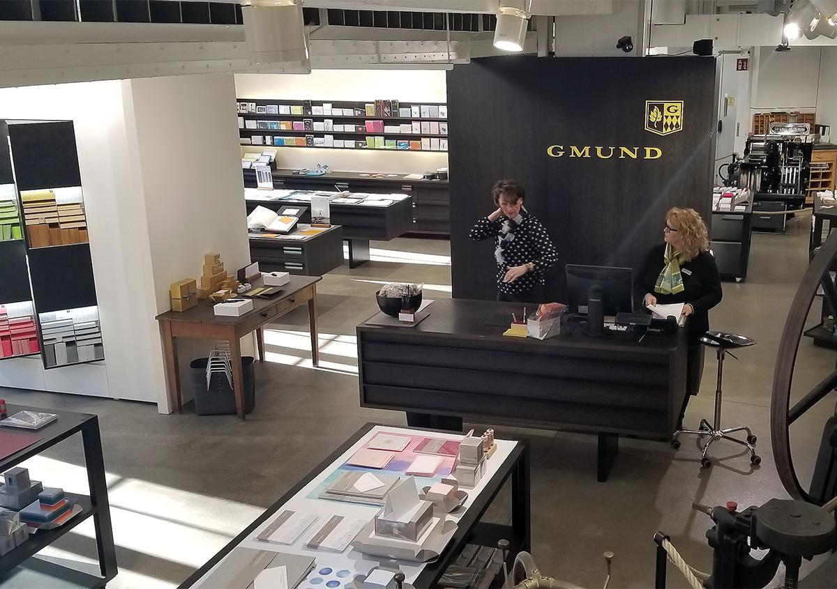 ドイツのグムンドに行ってきました - 株式会社 オオウエ | 活版印刷研究所