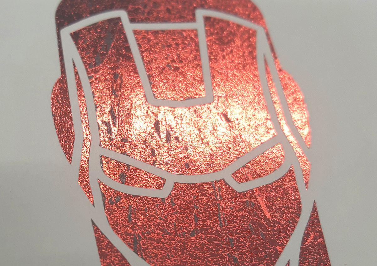 (写真7) | 活(い)きた版 「箔押し?その9」 - (株)和光 | 活版印刷研究所