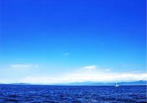 青のグラデーション:色がもたらす影響や意味合い「青」 - 三星インキ株式会社 | 活版印刷研究所