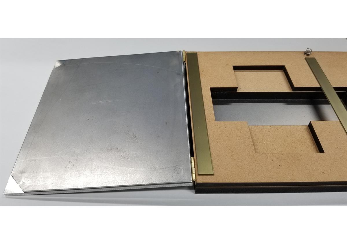 (写真6) | 活(い)きた版 「プラットフォーム完成」 - (株)和光 | 活版印刷研究所