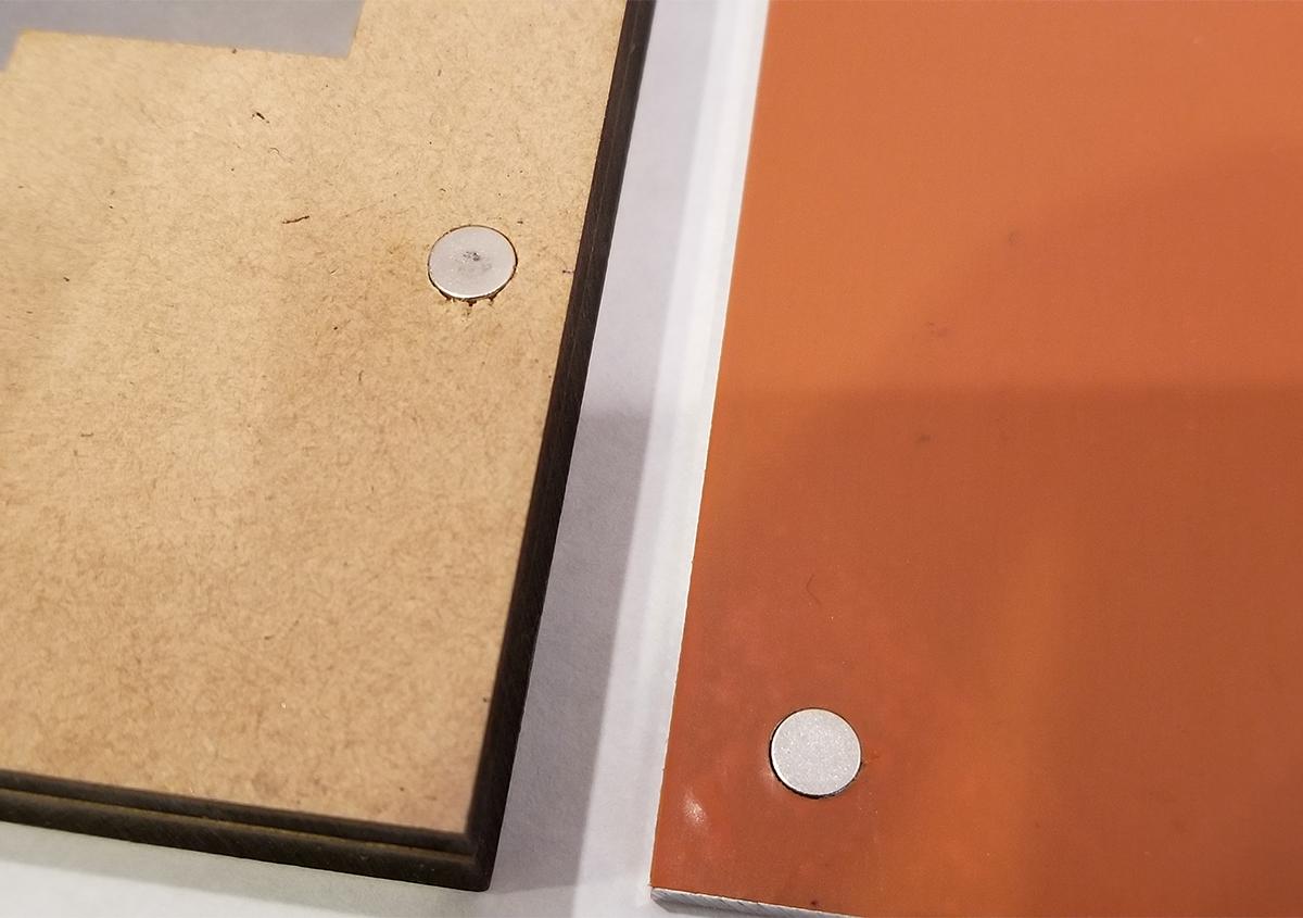 (写真1) | 活(い)きた版 「プラットフォーム完成」 - (株)和光 | 活版印刷研究所