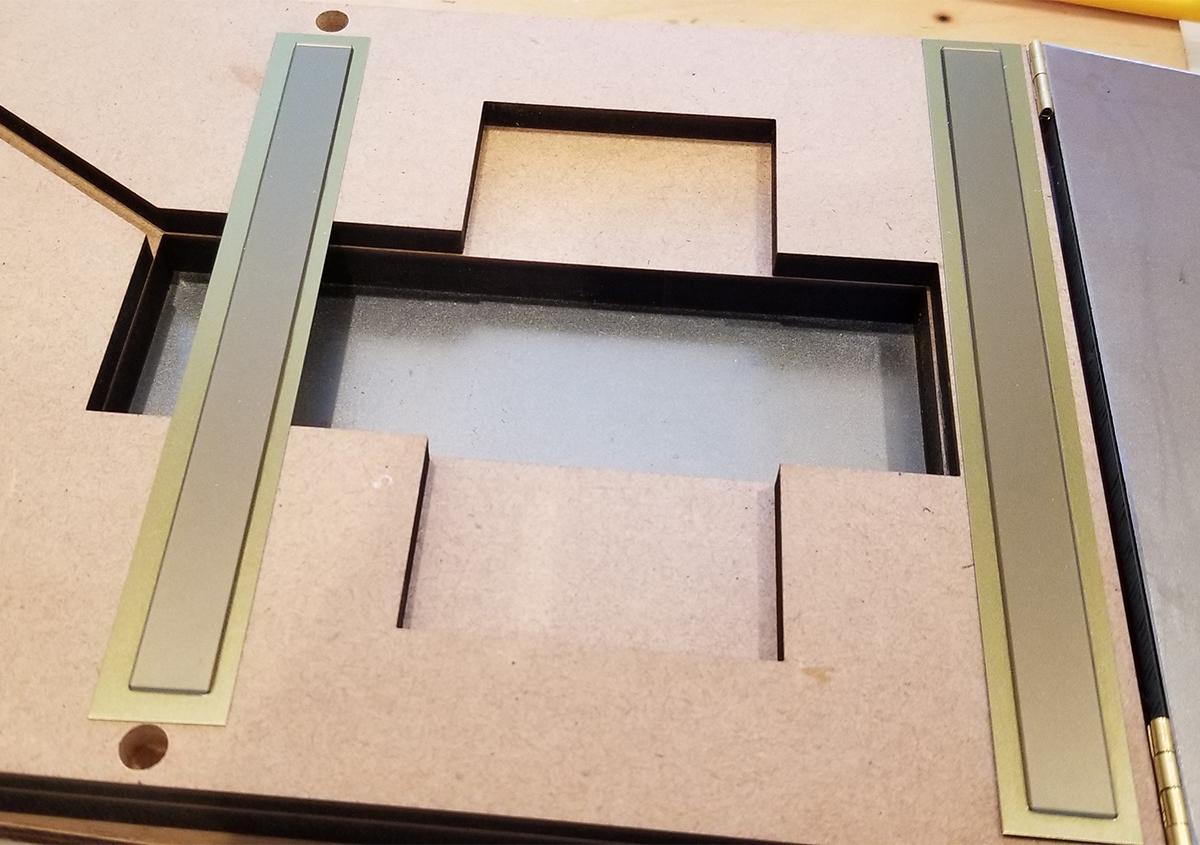 (写真3) | 活(い)きた版 「プラットフォーム完成」 - (株)和光 | 活版印刷研究所