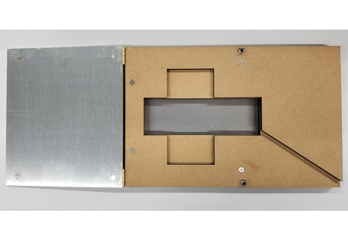 (写真5) | 活(い)きた版 「プラットフォーム完成」 - (株)和光 | 活版印刷研究所