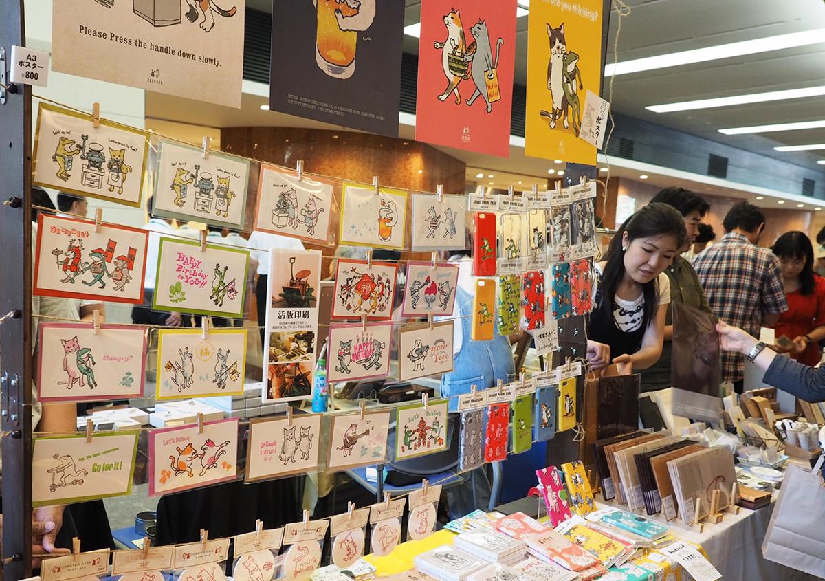 (写真6) | 「 活版TOKYO 2018 」開催のお知らせ - TOPICS | 活版印刷研究所