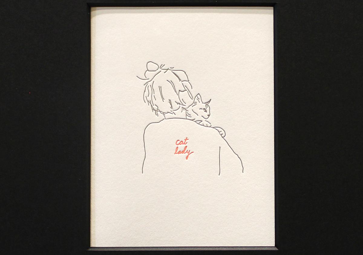(写真19)アメリカ、Lark Press。 | 「 活版TOKYO2018 」に行ってきました〈前編〉 - 生田信一(ファー・インク) | 活版印刷研究所