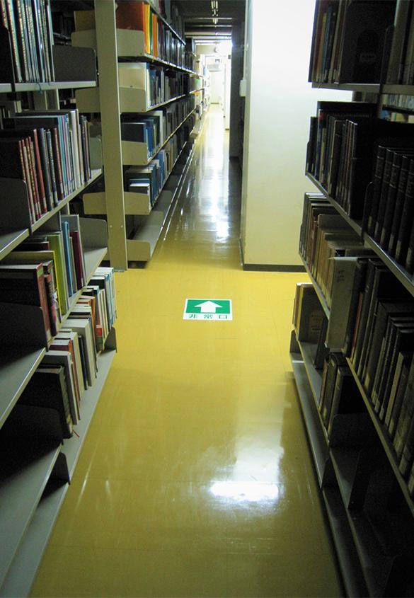 (写真2) | 書庫環境 を整える - 京都大学図書館資料保存ワークショップ | 活版印刷研究所