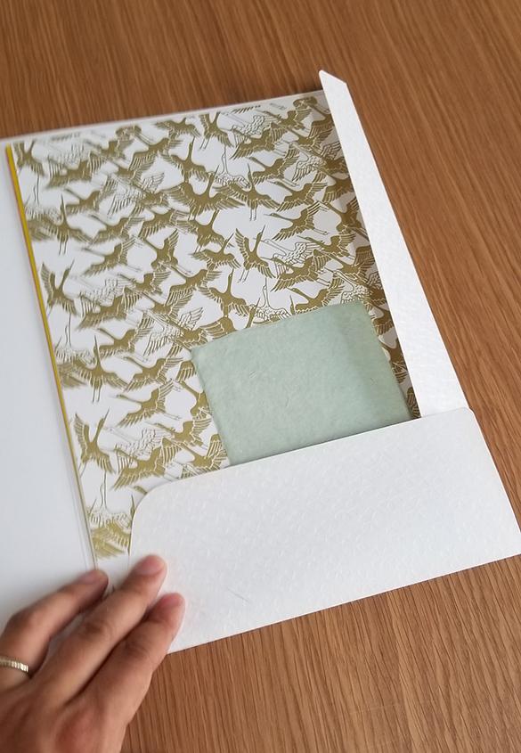 (写真4) | 紙博 で見た和紙への関心 - 株式会社 オオウエ | 活版印刷研究所