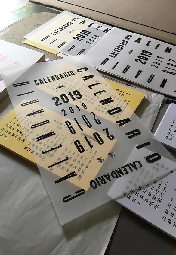 写真10 | 日本語の活字をオアハカで印刷する プロジェクト② - アミリョウコ | 活版印刷研究所