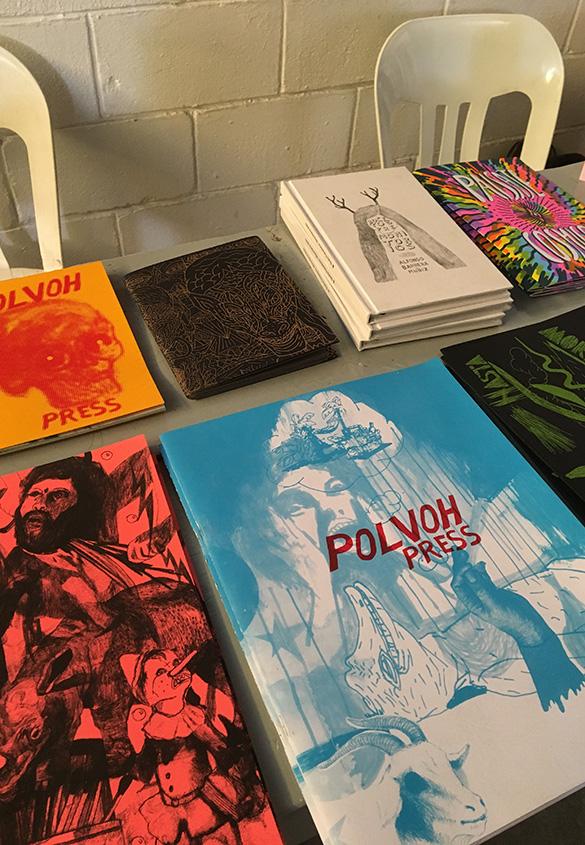 写真4 | オアハカフェリアグラフィカ - アミリョウコ | 活版印刷研究所