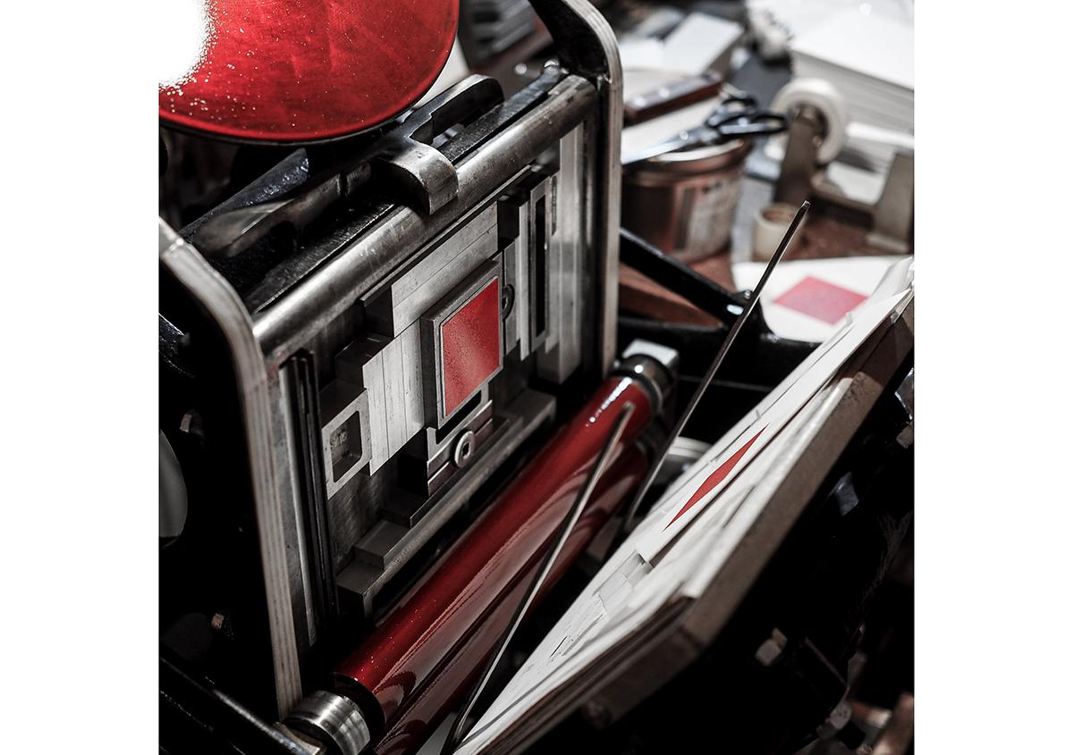 活版印刷の技術で、複製できない価値を生み出す - 生田信一(ファーインク) | 活版印刷研究所