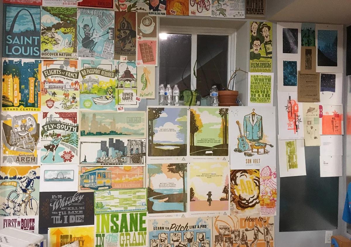 写真12 | セントラルプリント(アメリカ、セントルイス市) - アミリョウコ | 活版印刷研究所