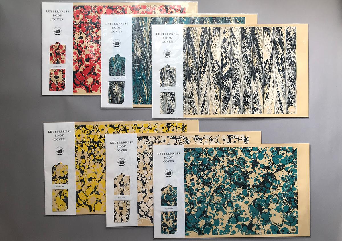 宮田印刷が手がける「 LETTERPRESS BOOK COVER 」 - 生田信一(ファーインク) | 活版印刷研究所