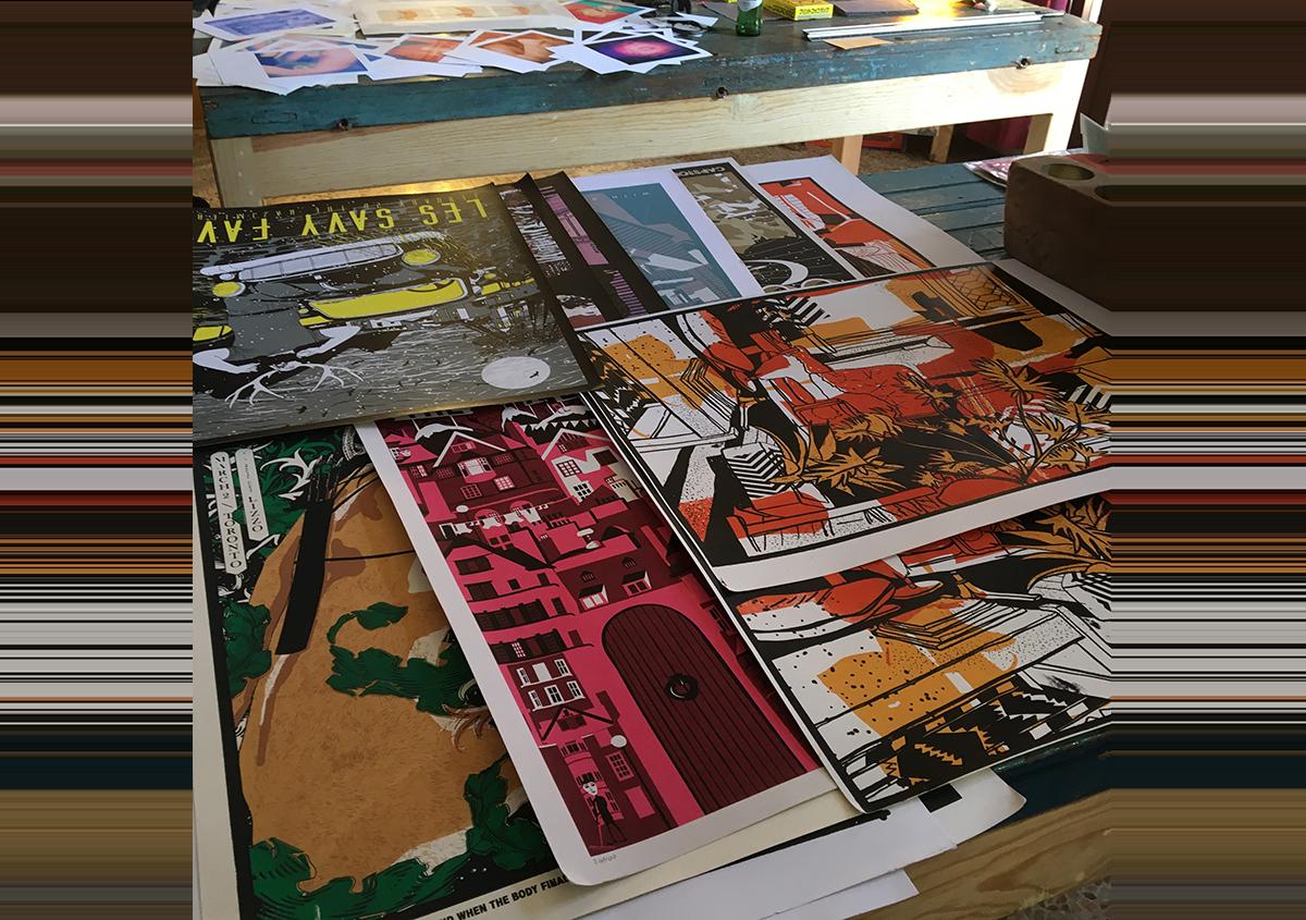 写真4 | GOCCO - アミリョウコ | 活版印刷研究所