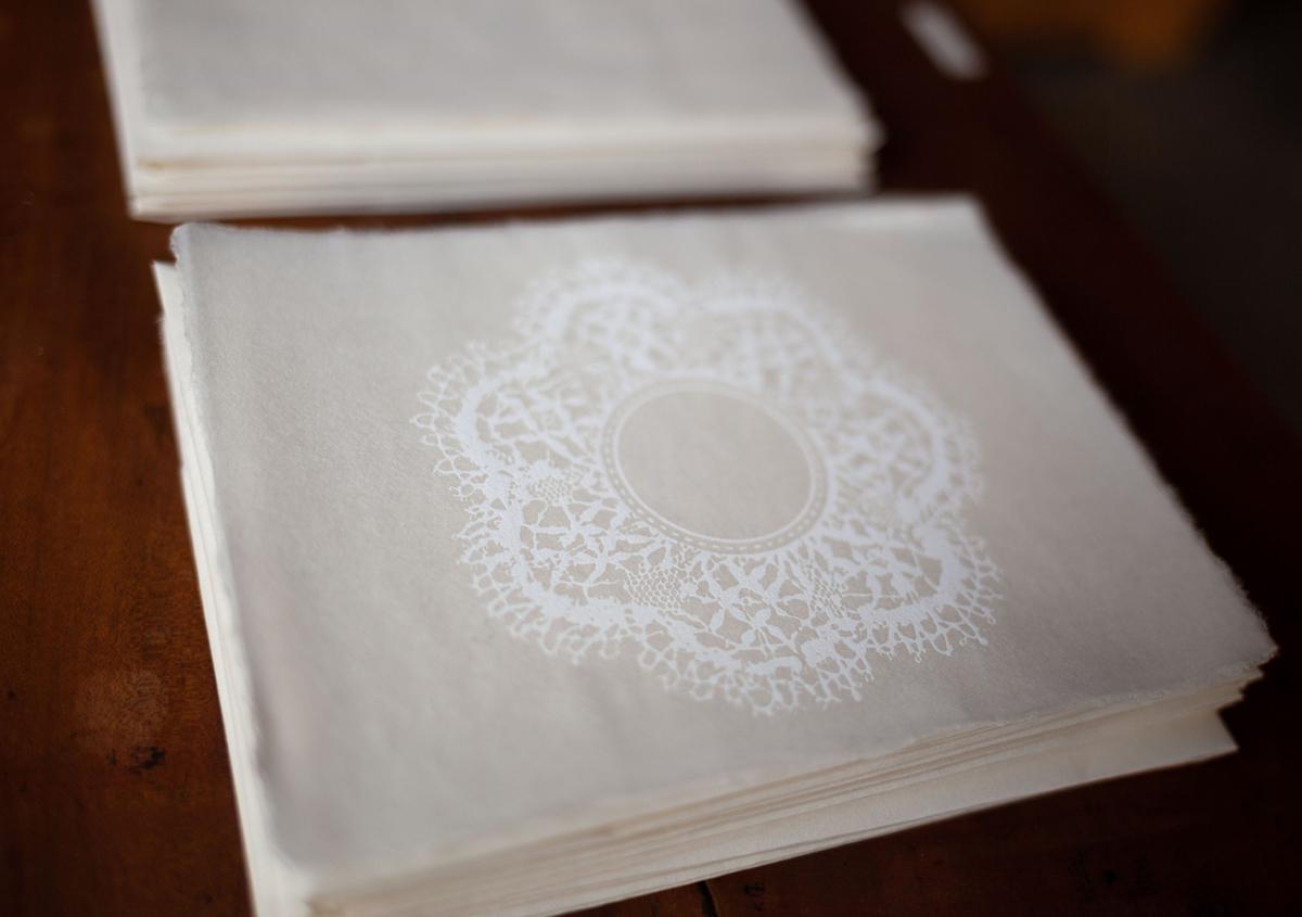 写真4 かみ添 | 美しい仕事から立ち上がる、独自の世界 | 白須美紀 | 活版印刷研究所