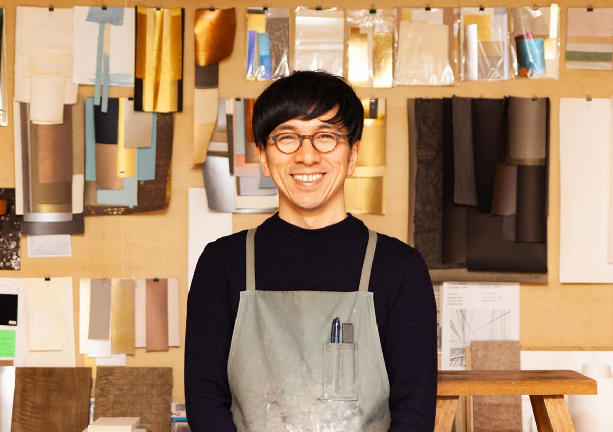 かみ添 嘉戸浩 | 美しい仕事から立ち上がる、独自の世界 | 白須美紀 | 活版印刷研究所