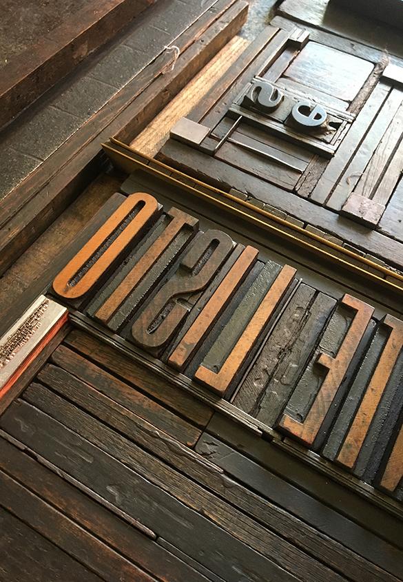 写真6 | ノートをいちから作ること。 - アミリョウコ | 活版印刷研究所