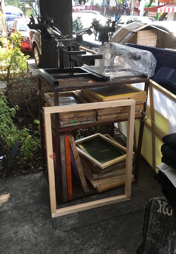 写真4 | CDMXの面白い印刷関係のお店たち - アミリョウコ | 活版印刷研究所