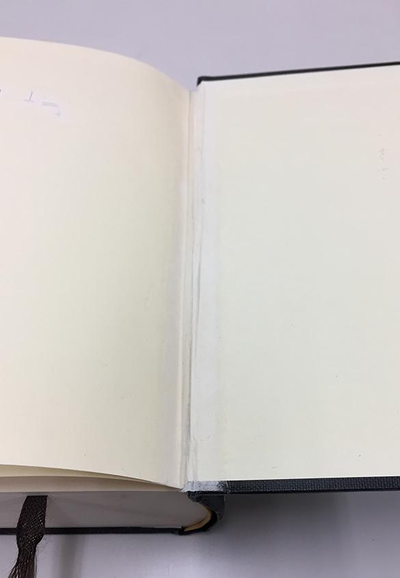 修理本③_修理箇所1 | どこを直したの? - 京都大学図書館資料保存ワークショップ | 活版印刷研究所