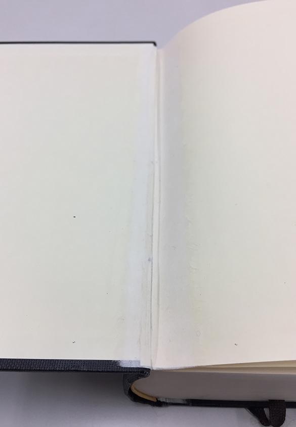 修理本③_修理箇所2 | どこを直したの? - 京都大学図書館資料保存ワークショップ | 活版印刷研究所