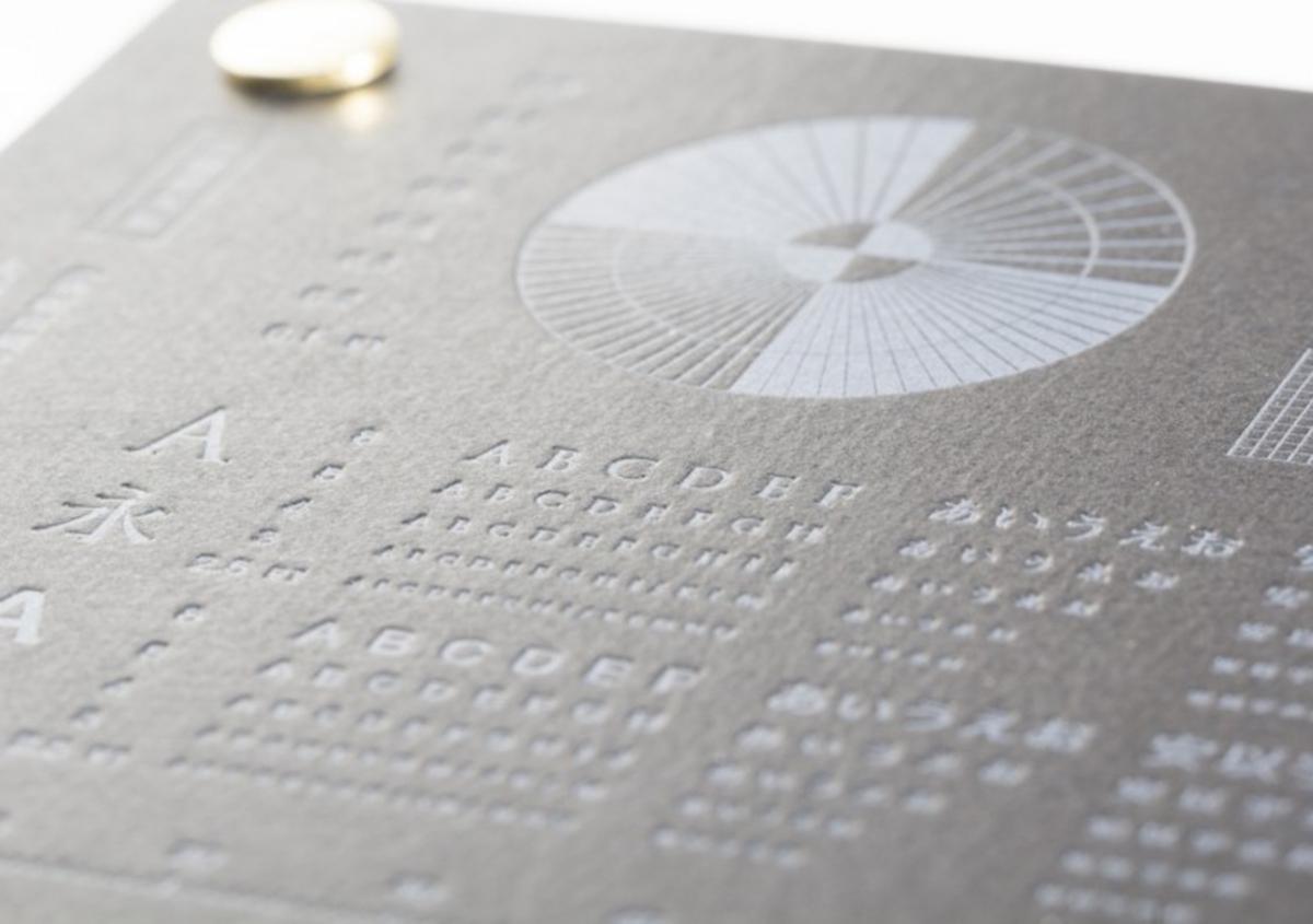 (写真25) | 大和板紙 東京営業所 ショールームが開設されました - 生田信一(ファーインク) | 活版印刷研究所