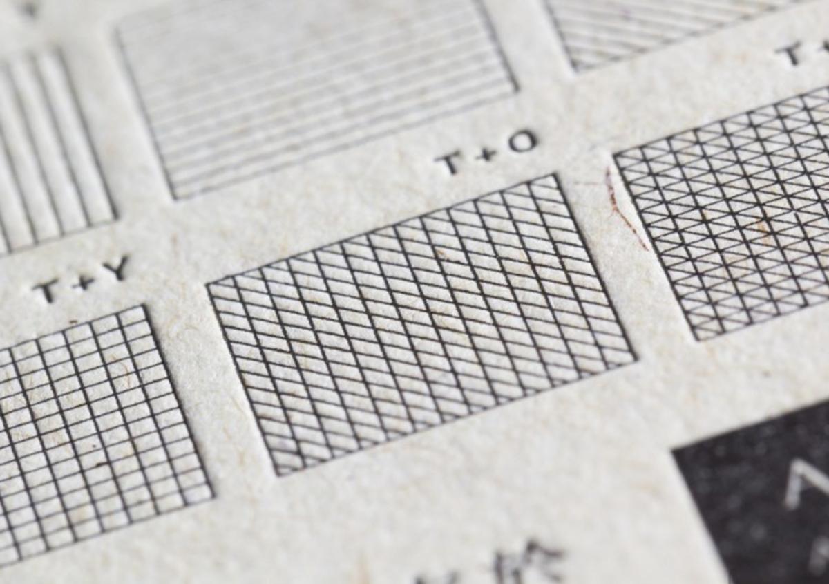 (写真26) | 大和板紙 東京営業所 ショールームが開設されました - 生田信一(ファーインク) | 活版印刷研究所