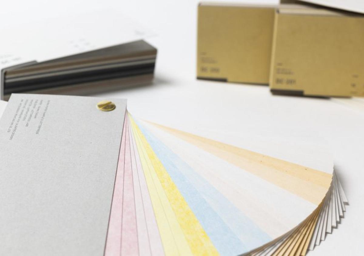 (写真28) | 大和板紙 東京営業所 ショールームが開設されました - 生田信一(ファーインク) | 活版印刷研究所