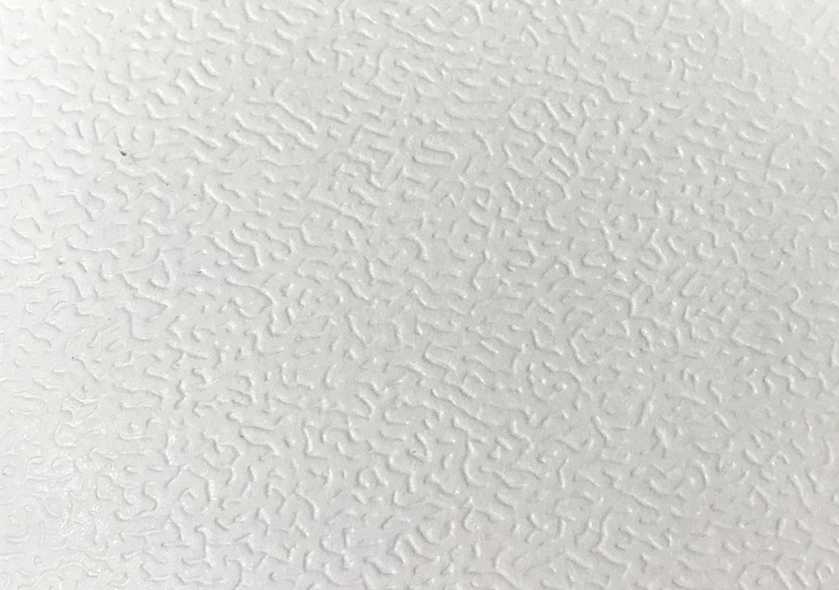 (写真24)民芸紙 白銀〈90g〉荒ちりめん | 紙に質感や模様を与えるプレス加工──池ヶ谷紙工所さんの話を聞きました - 生田信一(ファーインク) | 活版印刷研究所