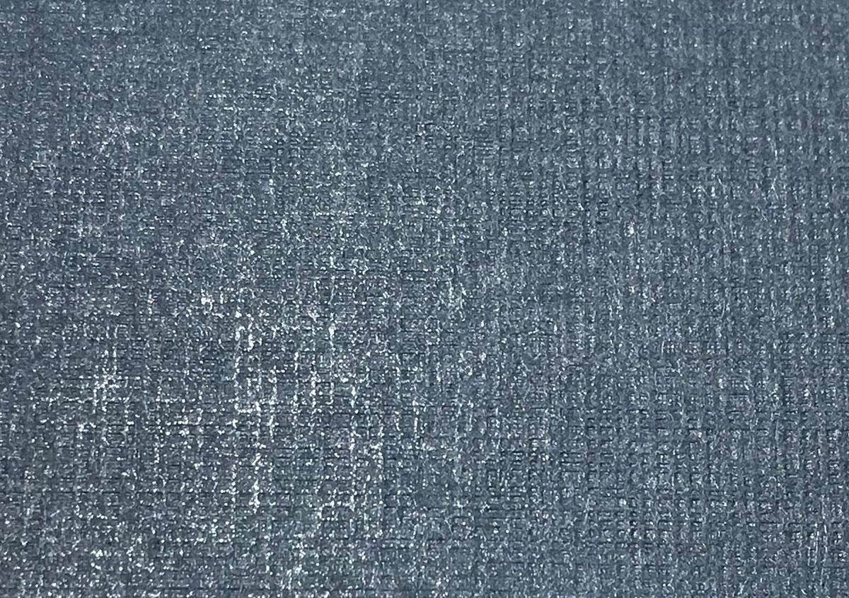 (写真25)民芸紙 群青〈40g〉布目 | 紙に質感や模様を与えるプレス加工──池ヶ谷紙工所さんの話を聞きました - 生田信一(ファーインク) | 活版印刷研究所