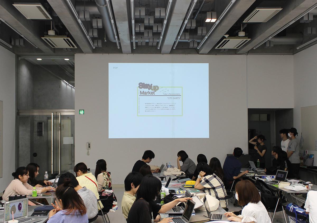 (写真2) | SHIBUYA TSUTAYAと東京デザイン専門学校の産学連携企画──眠らない、眠れない、学生たちのZINEのマーケット『Stay up Market』を開催 - 生田信一(ファーインク) | 活版印刷研究所