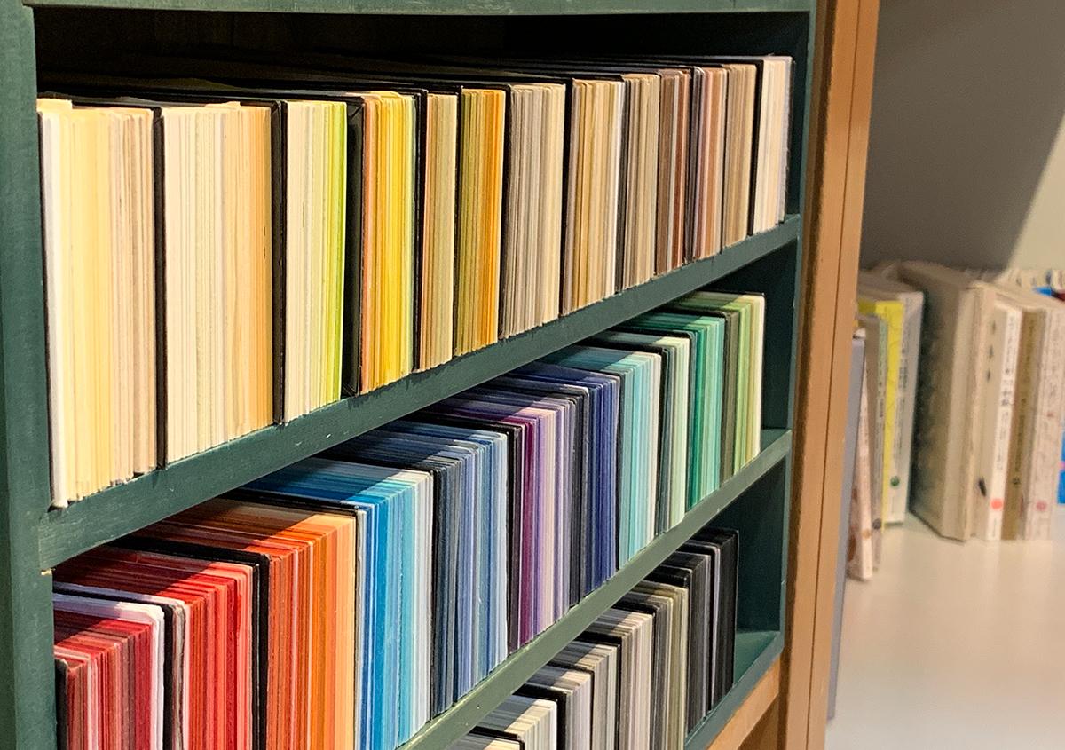 写真3 | 紙とものづくりを愛するすべての人たちのために ペーパーボイス大阪 - 白須美紀 | 活版印刷研究所