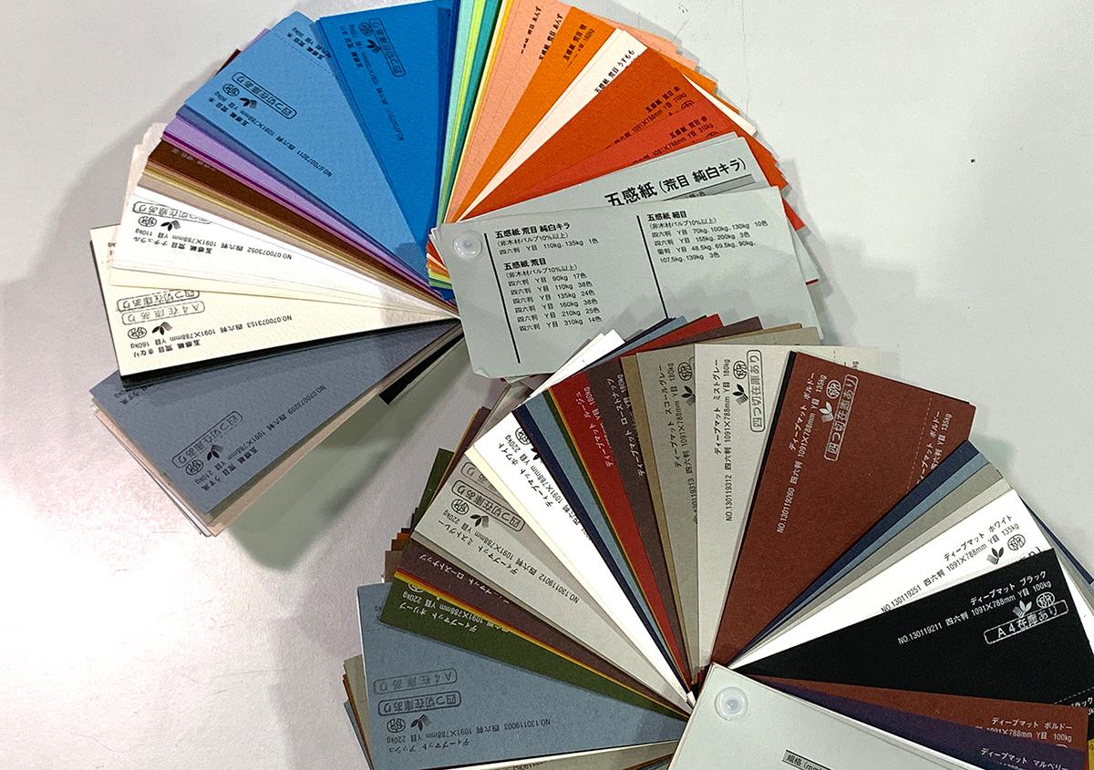 写真5 | 紙とものづくりを愛するすべての人たちのために ペーパーボイス大阪 - 白須美紀 | 活版印刷研究所