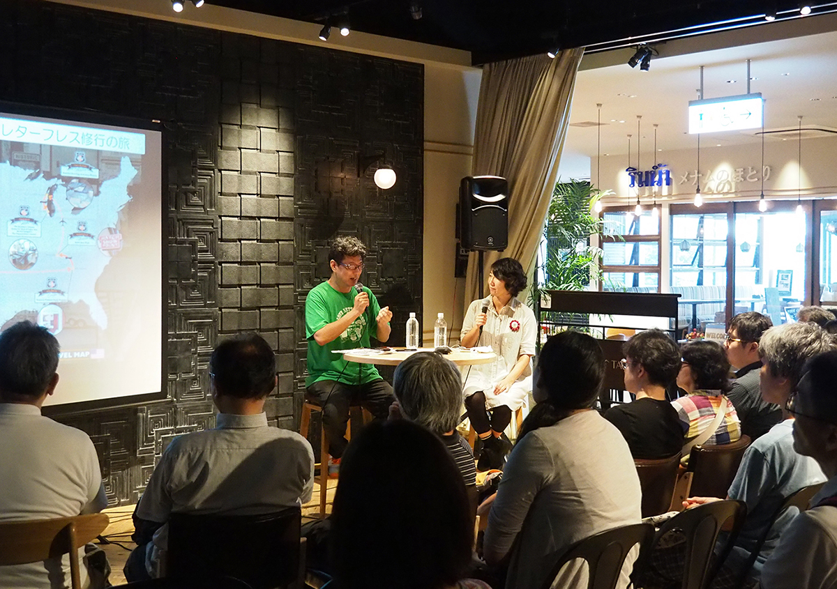 (写真2)トークイベント | 「 活版TOKYO 2019 」開催