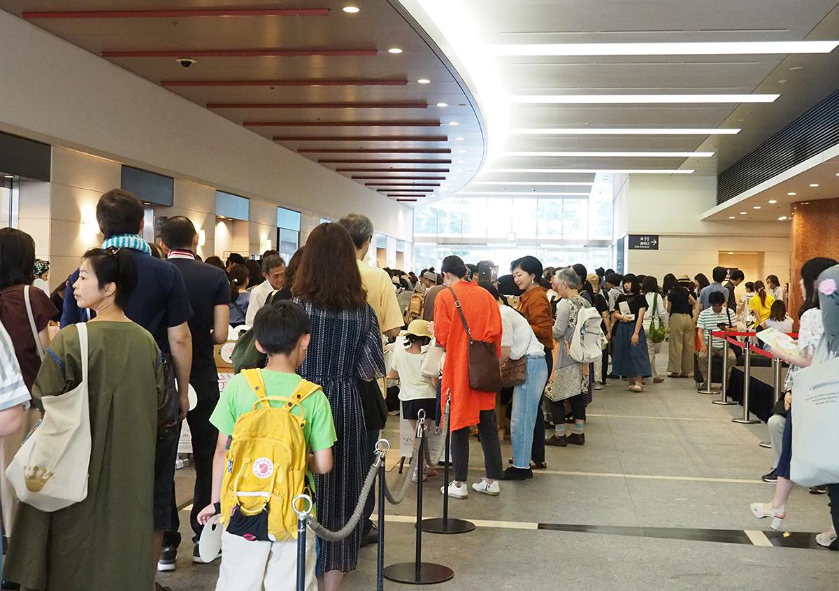 (写真5)マーケット会場様子 | 「 活版TOKYO 2019 」開催