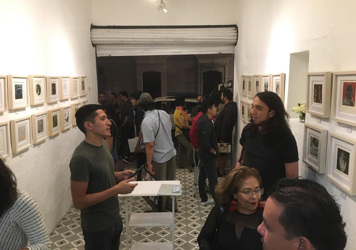 写真6 | ミニプリントオアハカ - アミリョウコ | 活版印刷研究所