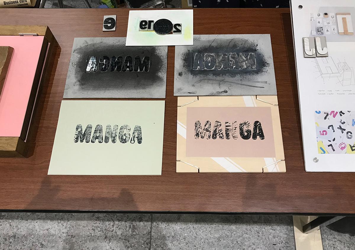 (写真13) | 活版TOKYO 2019 に行ってきました - 生田信一(ファーインク) | 活版印刷研究所