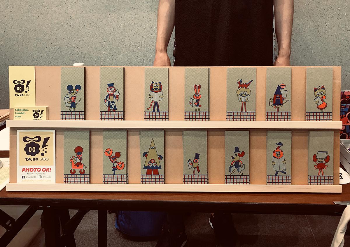 (写真2) | 活版TOKYO 2019 に行ってきました - 生田信一(ファーインク) | 活版印刷研究所