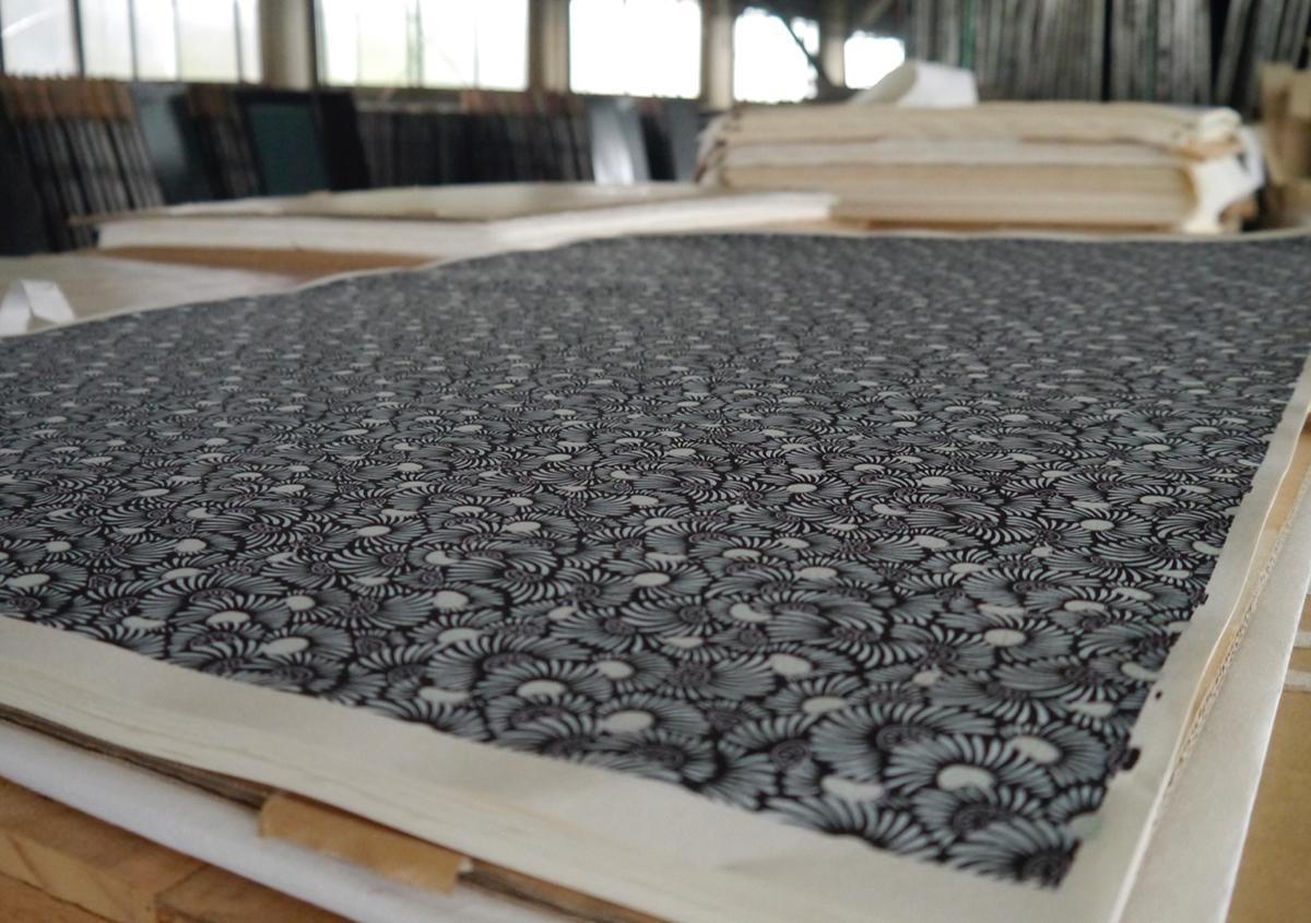写真2 | 古くて新しい、洗練の和紙文具 尚雅堂 - 白須美紀 | 活版印刷研究所