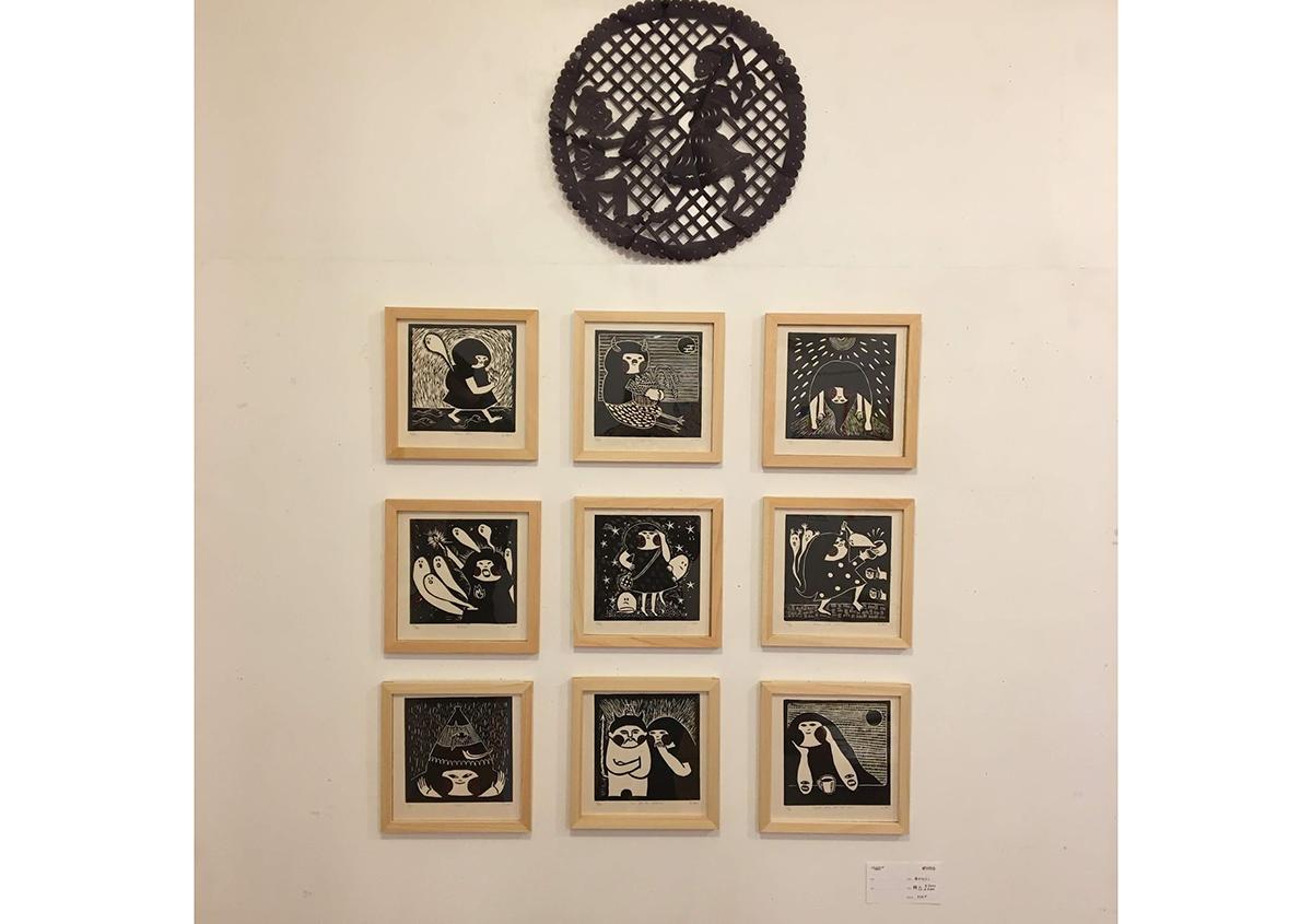 (写真8) | パペルピカド - アミリョウコ | 活版印刷研究所