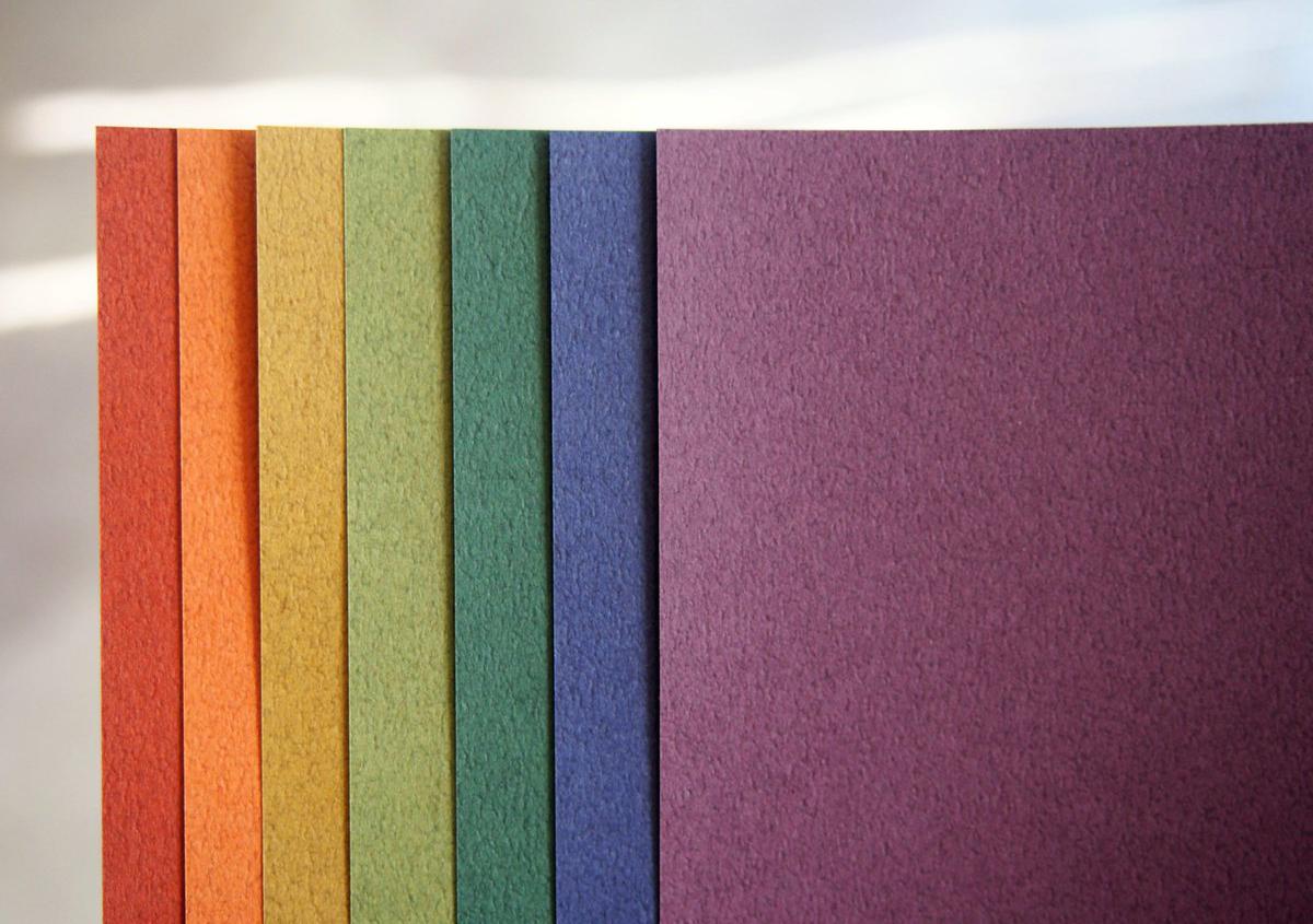 エクストラダーク | 最大の色数へ - 平和紙業株式会社 | 活版印刷研究所