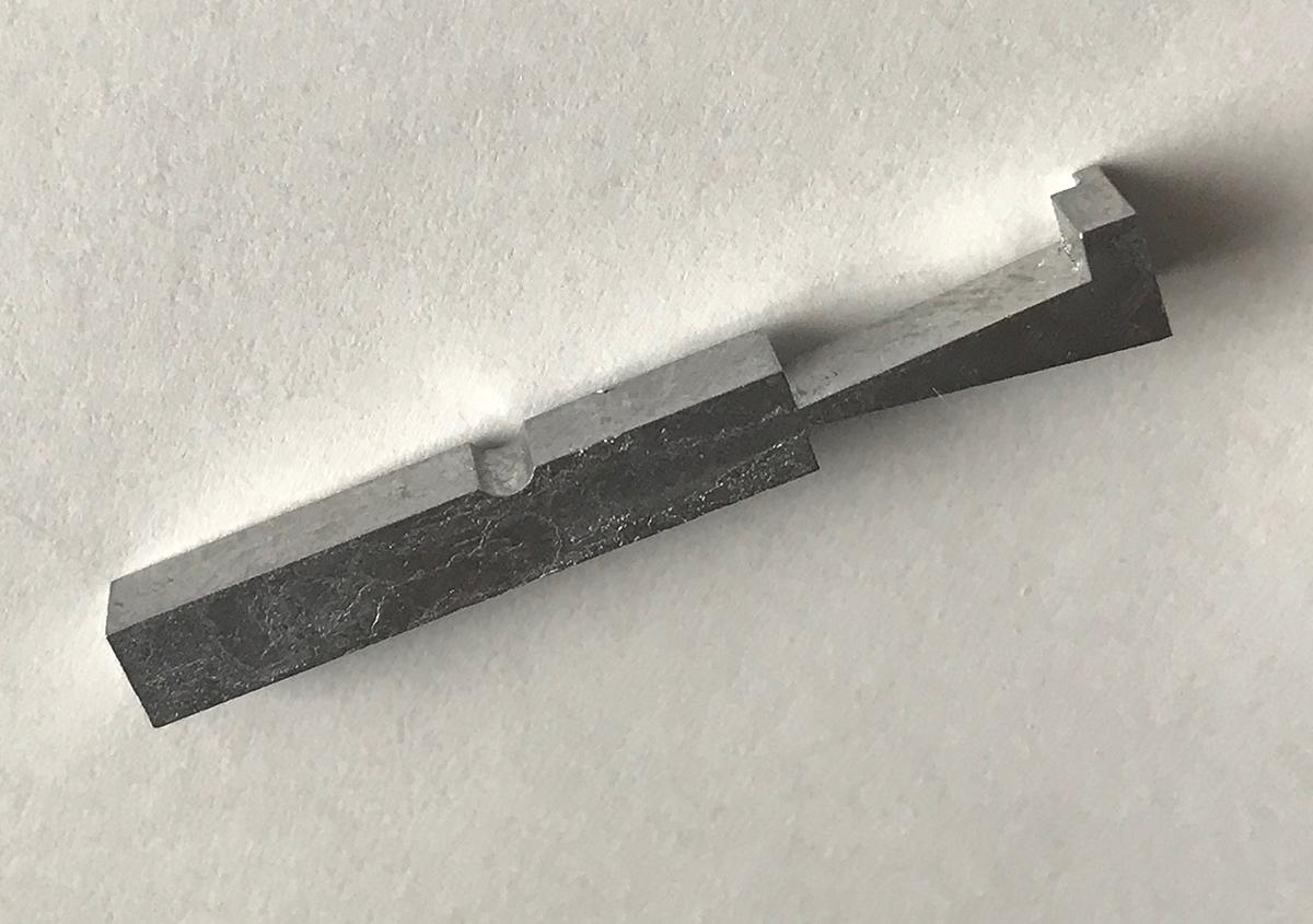 (写真18) | 築地活字で活字鋳造の現場を見学しました - 生田信一(ファーインク) | 活版印刷研究所