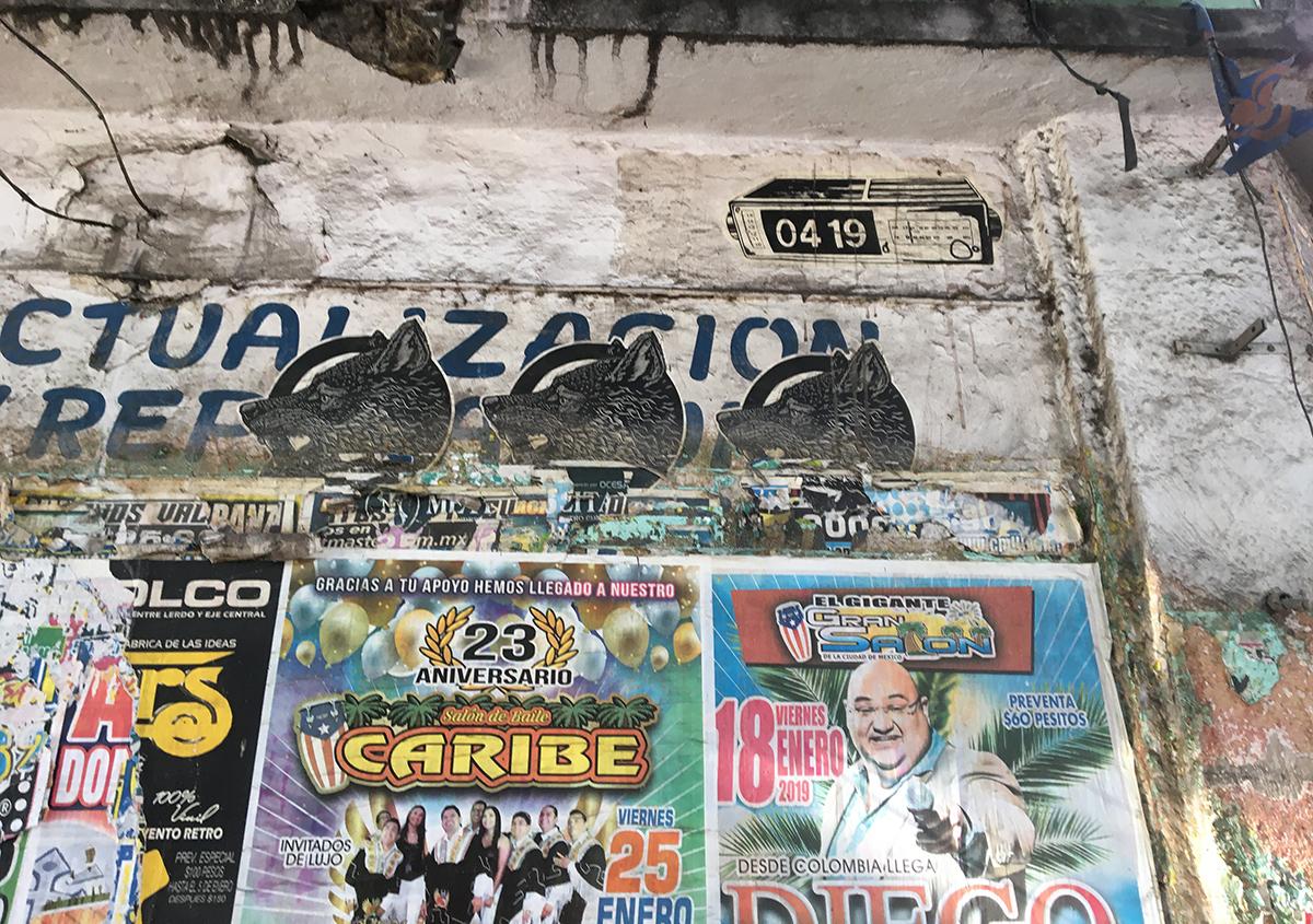 (写真7) | ポスター!壁!広告! - あみりょうこ | 活版印刷研究所