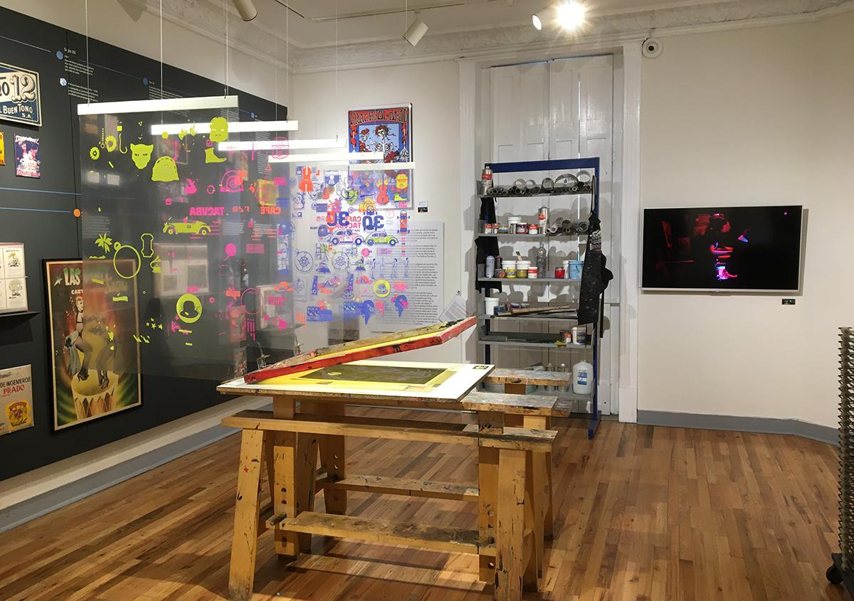 (写真2) | CDMX, Museo del objeto del objeto(もののもの博物館)に行ってきた! - あみりょうこ | 活版印刷研究所