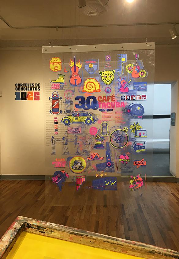 (写真3) | CDMX, Museo del objeto del objeto(もののもの博物館)に行ってきた! - あみりょうこ | 活版印刷研究所