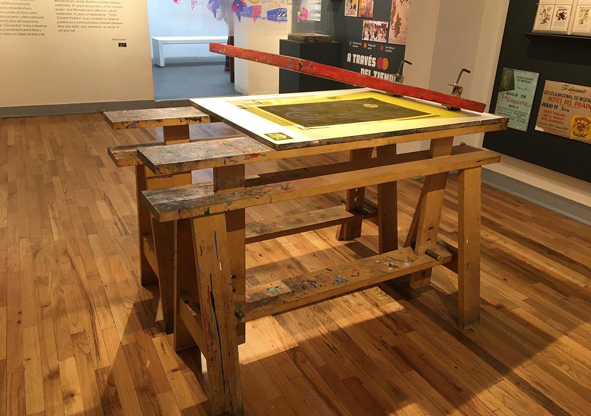 (写真6) | CDMX, Museo del objeto del objeto(もののもの博物館)に行ってきた! - あみりょうこ | 活版印刷研究所