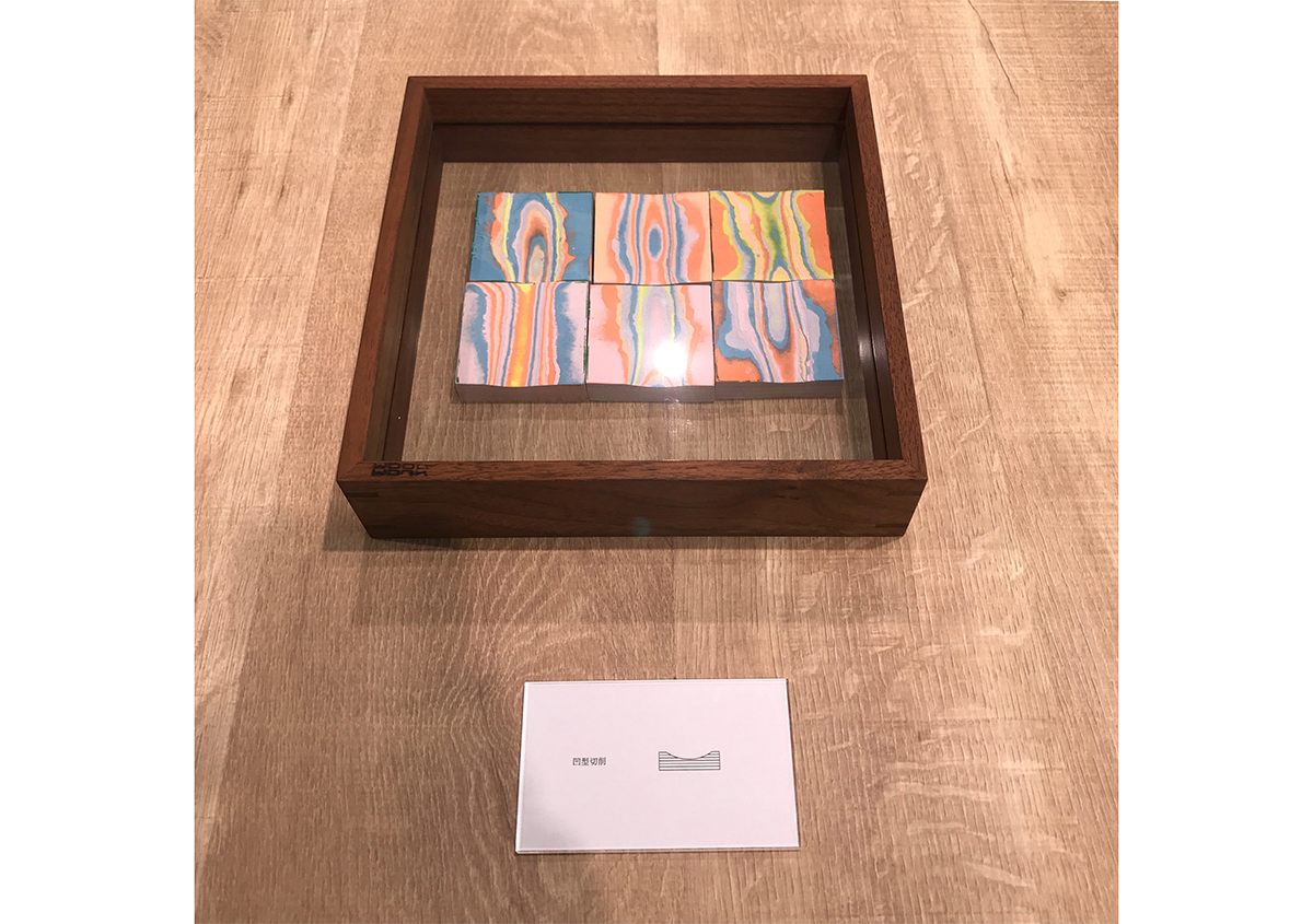 (写真15) | 「Paper Parade Lab. 02 COLOR」展に行ってきました - 生田信一(ファーインク) | 活版印刷研究所